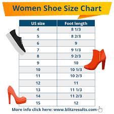 American Foot Size Chart Shoe Sizes Shoe Size Charts Men Women How To Measure
