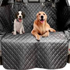 Water Resistant Cargo Floor Mat for Dogs & Cats Pet <b>Seat Cover</b> ...