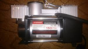 Миниобзор авто <b>компрессора STARWIND CC-300</b> — Volkswagen ...