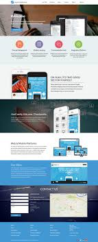 Pad Website Design Entry 1 By Webidea12 For Skill Training Tracking Website