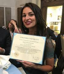 Image result for Martyna Majok winning the pulitzer prize
