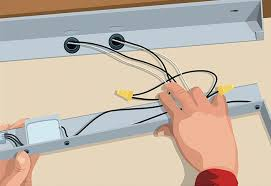 how to install under cabinet lighting with dimmer wiring under cabinet lighting new