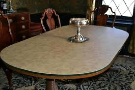 picturesque dining room table pads