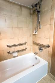 grab bars for bathroom diity access bathtub shower hotel room ada bathroom grab bar code