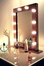 led lights for makeup mirror best makeup mirror with lights vanities best makeup mirror with led