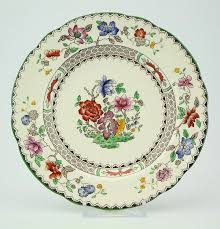 Spode China Patterns Extraordinary Spode Cereal Bowl Copeland Spode Chinese Rose Tea Plate China