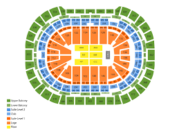 Pepsi Center Seating Chart Elton John Maluma Tickets At Pepsi Center On October 20 2019 At 7 00 Pm