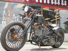 custom bobber motorcycle build the blitzkrieg bobber custom