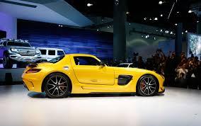 Cars Model 2013 2014: 2014 Mercedes-Benz SLS AMG Black Series
