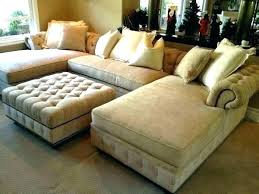 Living Rooms With Ottomans Interesting Large Living Room Chair With Ottoman Chairs Laguna Furniture Tufted