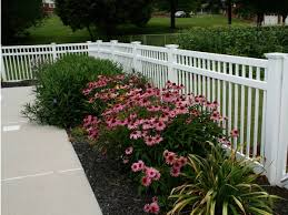 Fencing or Landscaping