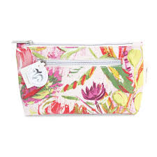 tonic small cosmetic bag pink bell