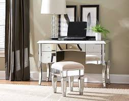 charming makeup table mirror lights. Vanity Table With Mirror And Stool Doherty House Charming Mirrored Makeup Lights R
