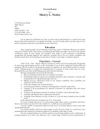 Classy Resume Format For Fast Food Crew With Resume Fast Food