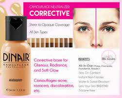 image is loading dinair airbrush makeup camouflage neutralizer foundation 4 acne