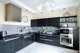kitchen design white cabinets white appliances. Black Kitchen Cabinets Pictures Modern Images Of Dark With White Appliances Design