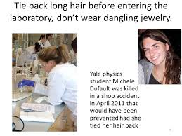 lathe accident hair. tie back long hair before entering the laboratory, don\u0027t wear dangling jewelry. lathe accident
