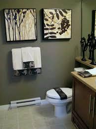 bathroom decorating wall art