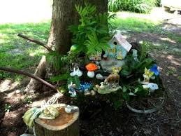Small Picture How to Creating a Flea Market fairy garden Flea Market Gardening