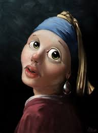 girl with a pearl earring by m1rc0 on deviantart