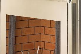diy ideas screen brick mantels blower plans indoor home fireplace doors inserts dutch hearth grate tools
