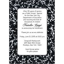 sle of invitation letter for retirement party pic on retirement dinner invitation template