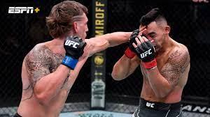 Punahele Soriano vs. Brendan Allen (UFC ...