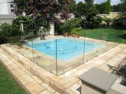 install glass pool fence
