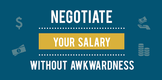 How To Negotiate Salary With Hr Manager During Job Offer Successfully