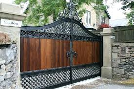 wood gate designs for homes wooden and iron gate designs simple wooden gate designs for homes