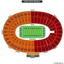 Texas Bowl Seating Chart Servpro First Responder Bowl