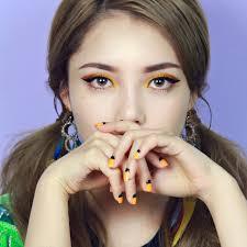 pony korean makeup you