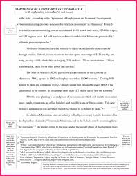 Example Of Chicago Style Essay 003 Chicago Style Research Paper Format Museumlegs