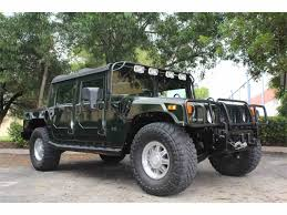 Classic Hummer H1 for Sale on ClassicCars.com - 20 Available