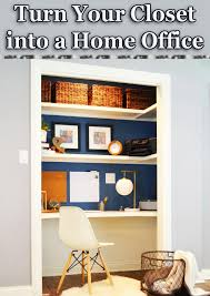 Turn closet home office Organization Quiet Corner Quiet Cornerturn Your Closet Into Home Office Quiet Corner