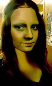 my mona lisa makeup