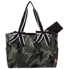 39 best Camo Diaper Bag images on Pinterest | Camo diaper bags ... & Camo Quilted W/white Stripe Diaper Bag-brown. Adamdwight.com