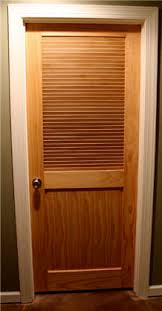 slatted doors. Slatted Door For Basement Hvac Doors 7