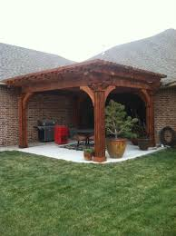 pergolas arbors and decks in lubbock tx bold and bulky
