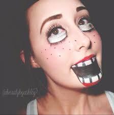 ventriloquist dummy ventriloquist makeup and