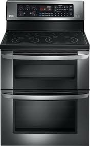 Electric cooking stoves White Stove With Double Oven Electric Ft Freestanding Double Oven Electric Convection Range Black Stainless Steel Offers Stoves Seb900mfs Built In Double Electric Repair Clinic Stove With Double Oven Electric Ft Freestanding Double Oven Electric