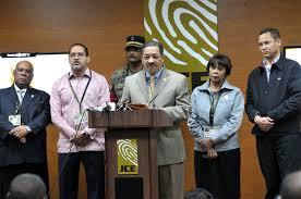 Resultado de imagen para pleno de la junta central electoral dominicana