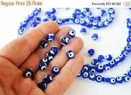 Real <b>Evil</b> Eye Beads From <b>Turkey</b> Set Of 50 by <b>PrettyTurkishThings</b> ...