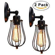 bracket light 2 pieces dimmable 240 adjule kingso wall light wall hanging light fixture spotlight e 26 specification base e26 power 60 w input