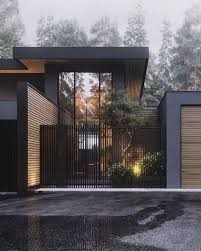 Pin by Alejandra Hudson on NEW HOUSE IDEAS! in 2020 | Modern architecture  house, House designs exterior, Modern house exterior