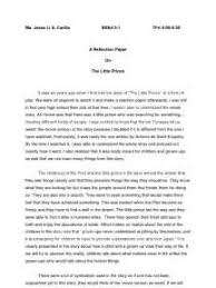 line of reflection examples essays personal statement paper  line of reflection examples essays