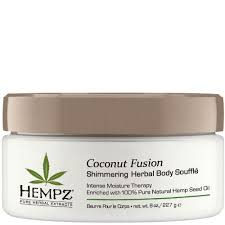 Coconut Fusion Shimmering <b>Herbal Body Souffle</b> 8 oz – TOTAL ...