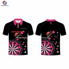 How To Design A Polo Shirt Hot Item Sublimated Design Your Own Custom Dart Shirts Jersey Polo Shirt With Pocket