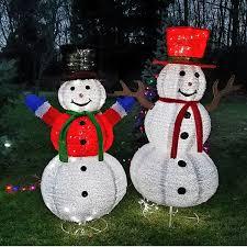 72 Light Up Snowman Pin On Christmas Decoration Ideas