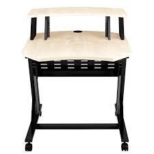 30 studio desk maple stsd30 studio trends